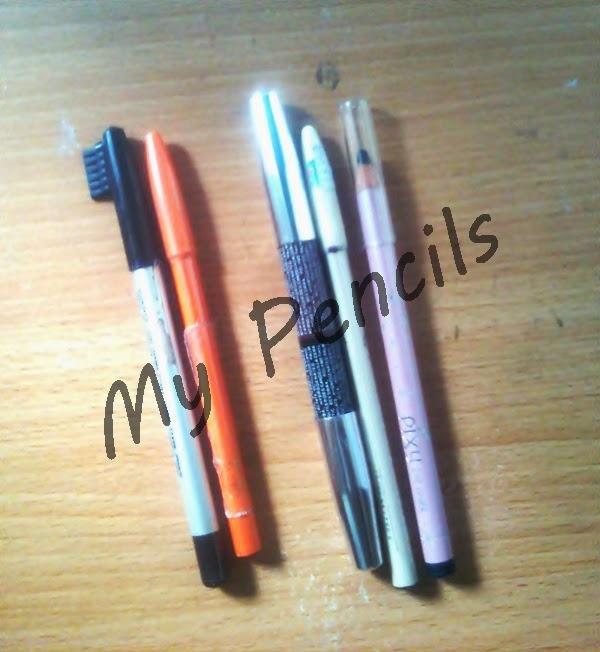 Pensil Alis dan Eyeliner (Wardah, Viva, Davis, Pixy) – blog.ku